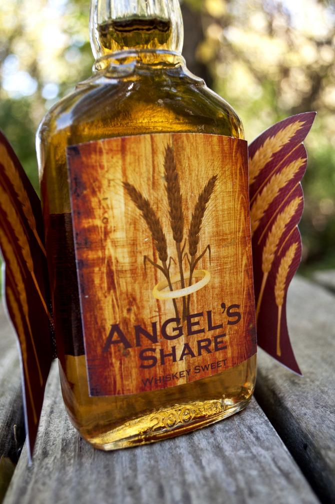 Angel's Share - Nichol DeRosier