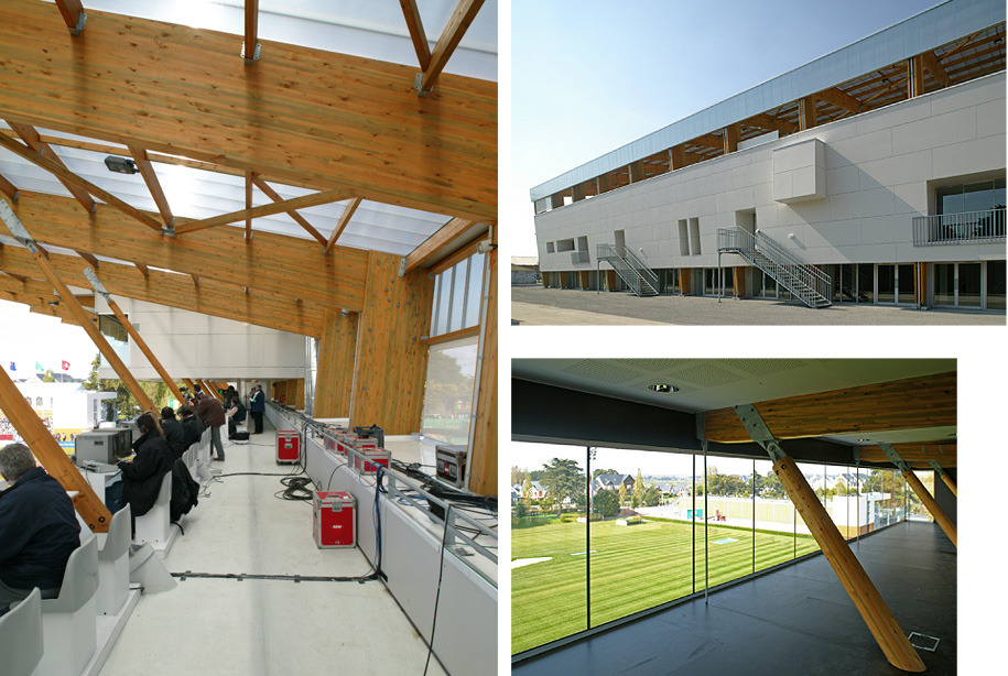stade equestre de la baule jacques boucheton architecte jba nantes. Black Bedroom Furniture Sets. Home Design Ideas