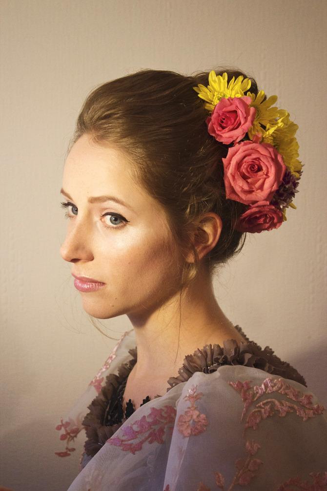 Fashion - Sarah Harrison Hair & Make-up Artist