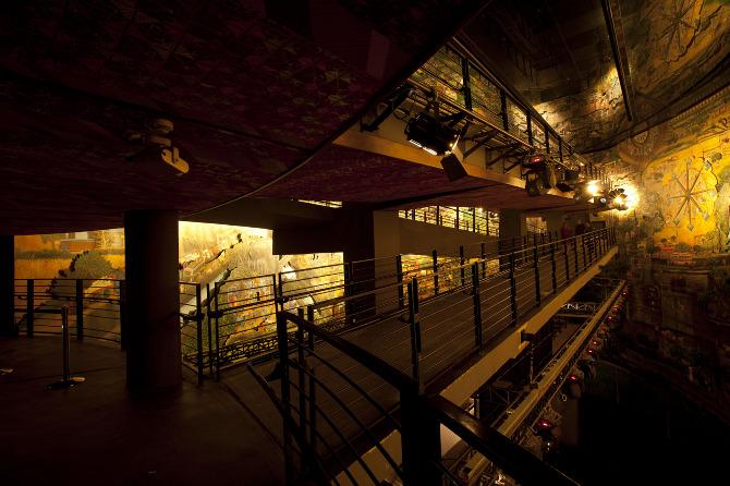 Virasat e khalsa museum on sikh heritage ambika for Ajuba indian cuisine